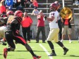Stepping in after missing four games because of injury, Conner Hempel '15 did not miss a beat, riddling the Princeton defense by passing for three touchdowns and a career-high 382 yards.