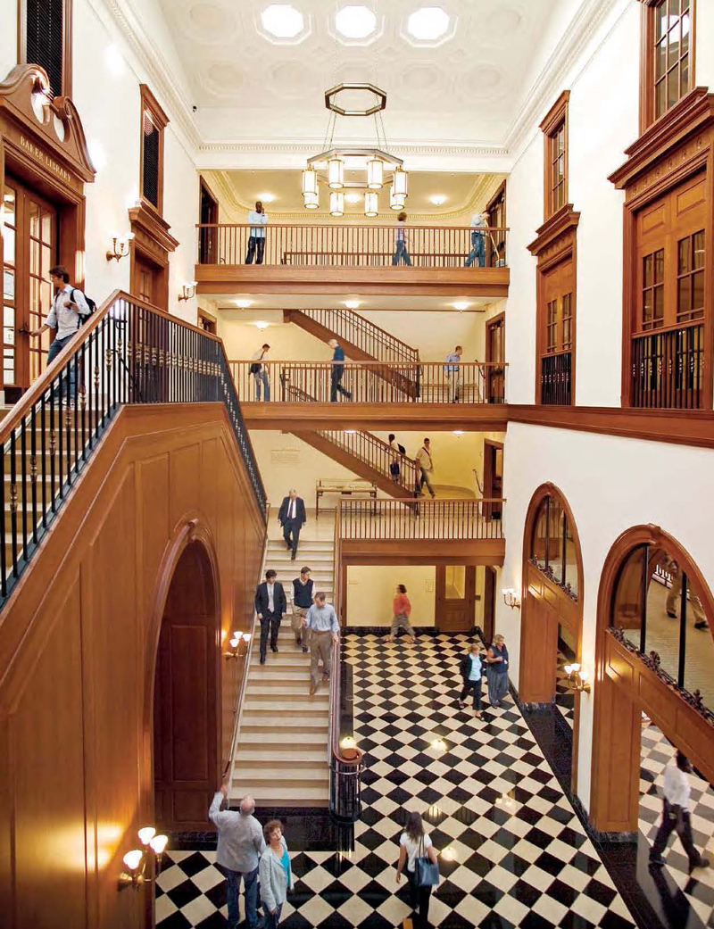 Harvard Business School Library | www.pixshark.com ...
