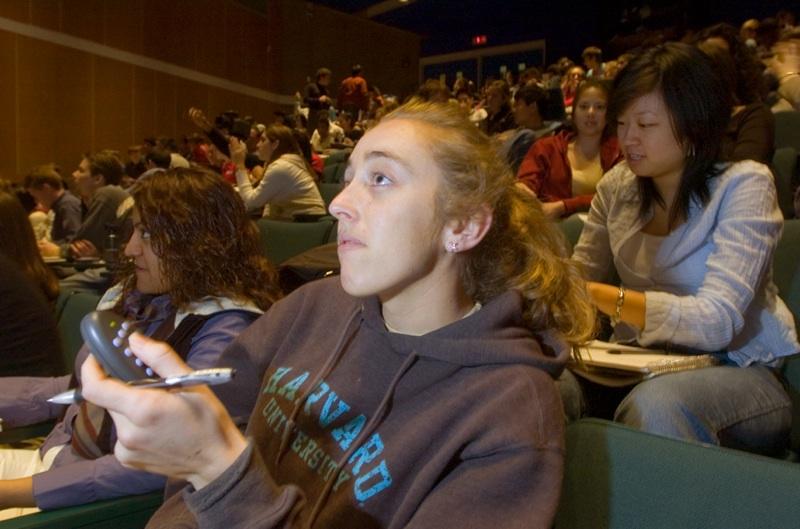 Eric Mazur on new interactive teaching techniques | Harvard Magazine