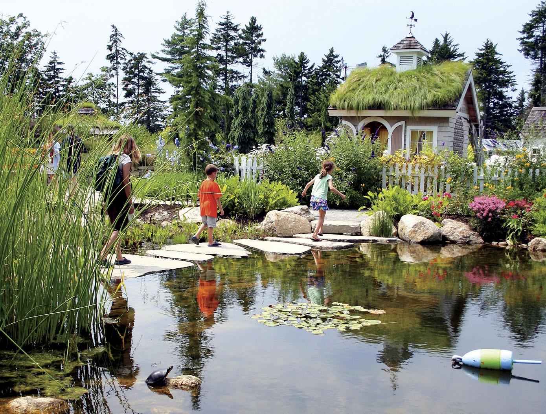 New England S Glorious Public Gardens Harvard Magazine