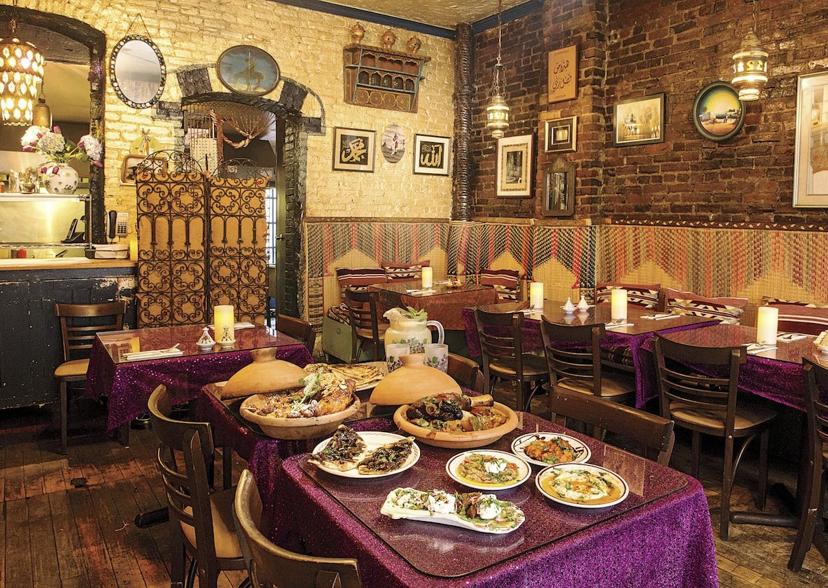 Baraka Caf 233 Offers A French Tunisian Chef S Personal Touch