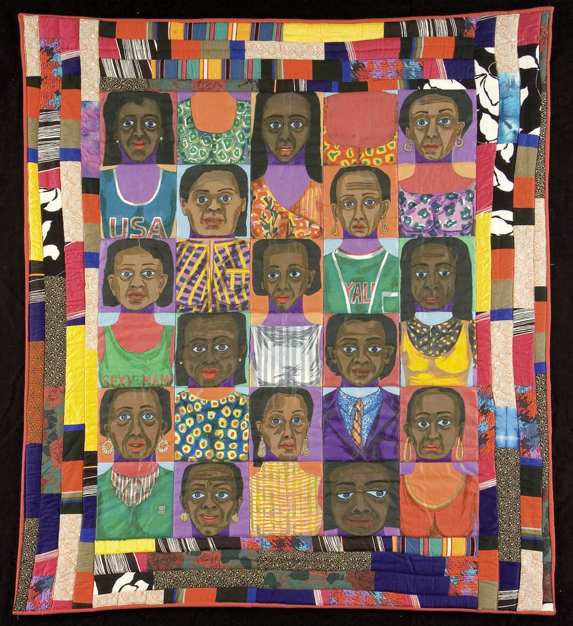 Quilts Are Art As The International Quilt Study Center