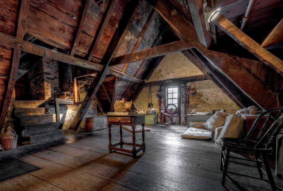 Salem S House Of The Seven Gables Survives Harvard Magazine