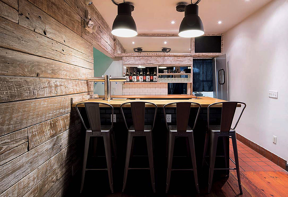 Chic Contemporary Spaces Rendered By Anh Nguyen: New Restaurants In Cambridge