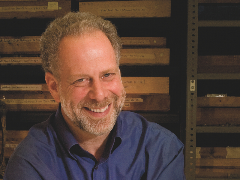 דניאל ליברמן - הפודקאסט עושים היסטוריה