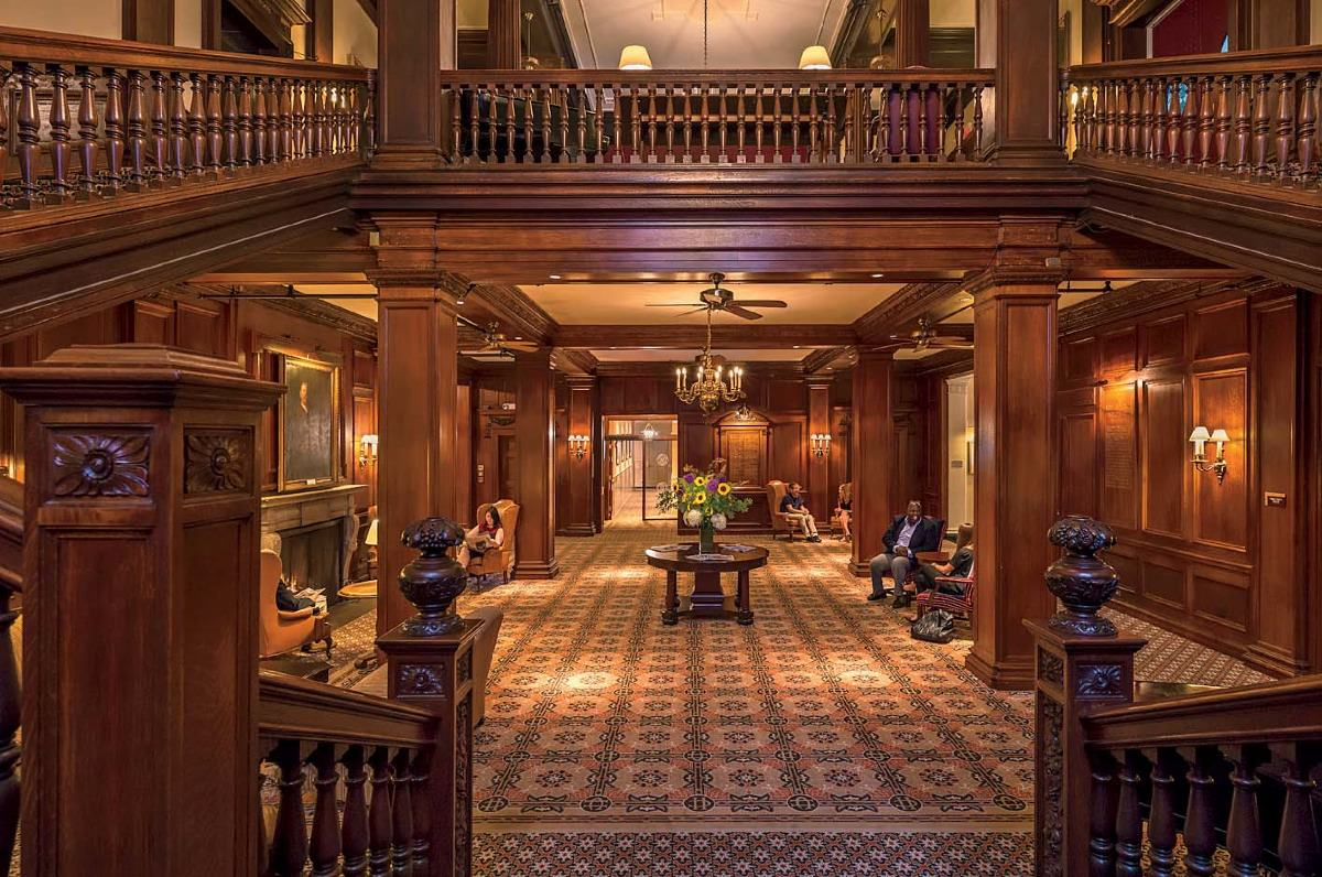Harvard Club New York Restaurant