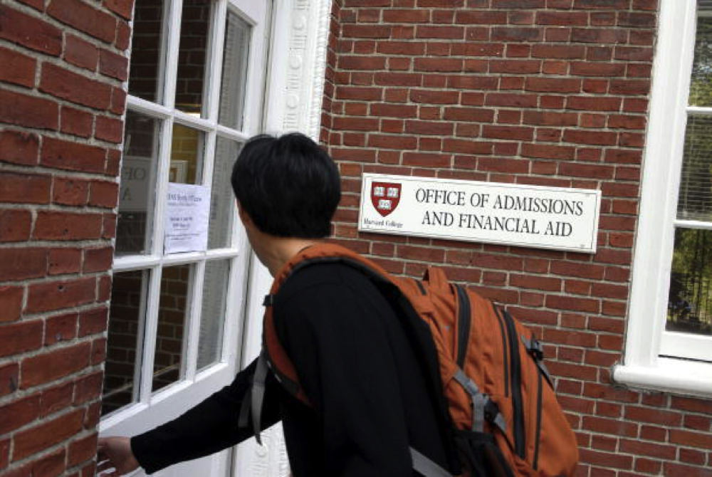 Justice Department to Investigate Harvard's Admissions Process