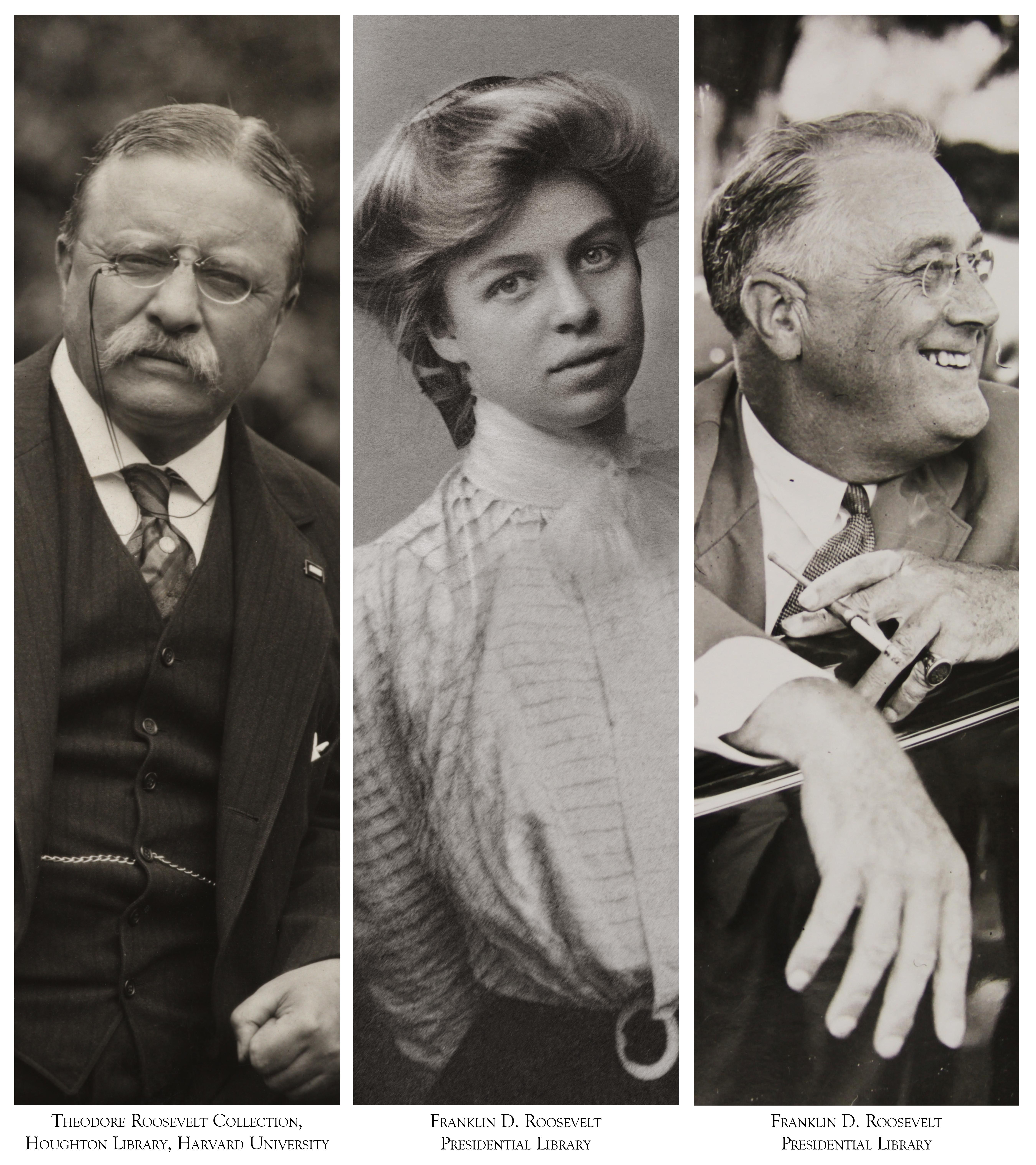 Franklin Roosevelt Harvard