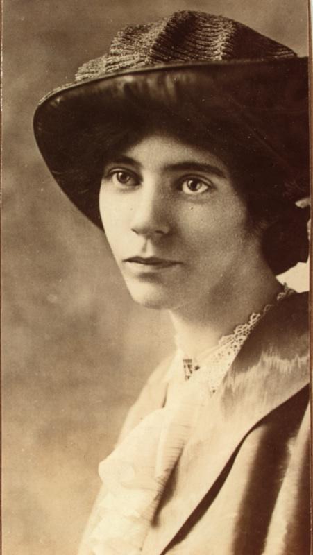 profile of american suffragist alice paul harvard magazine