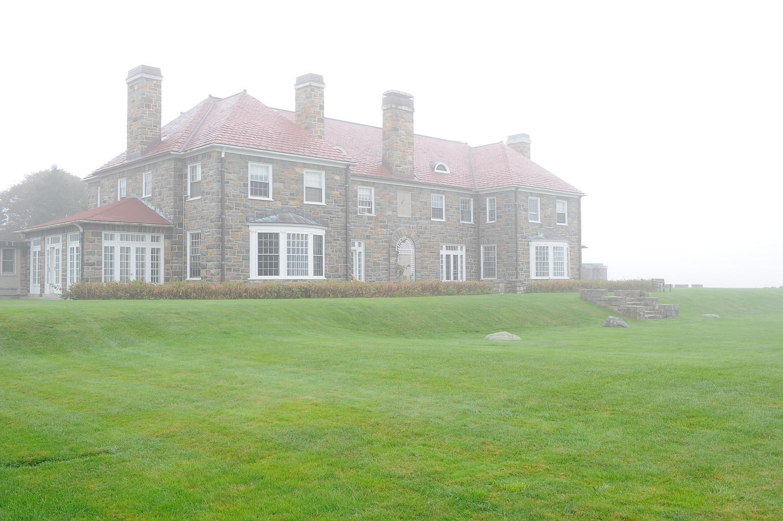 Gonzaga Eastern Point Retreat House In Gloucester