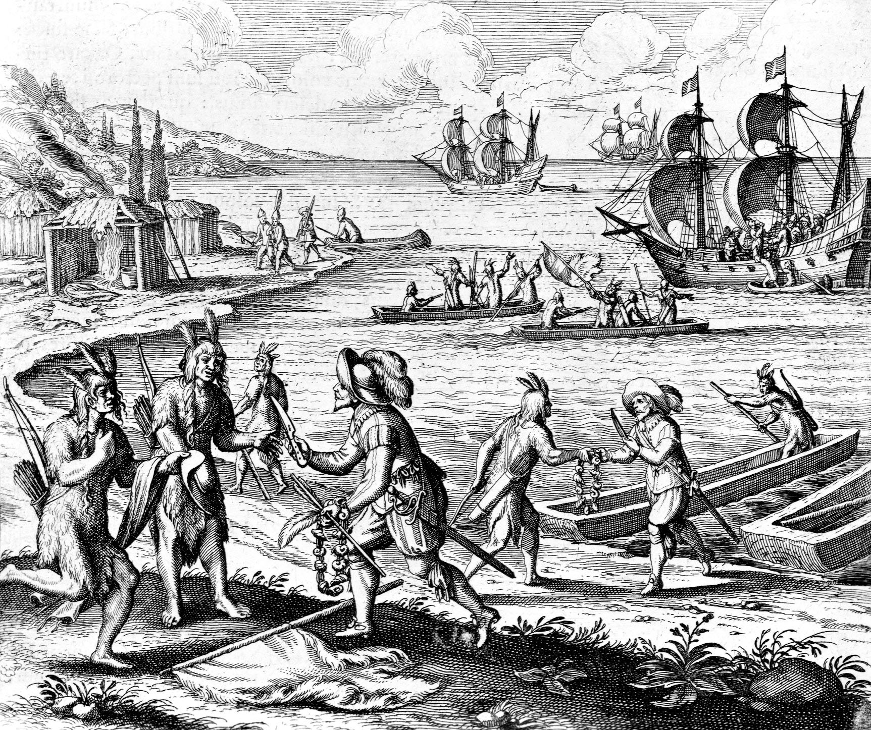 puritans vs native americans essay Native american and puritan relations of a working relationship with a native american culture and lifestyle differed between the native americans and.