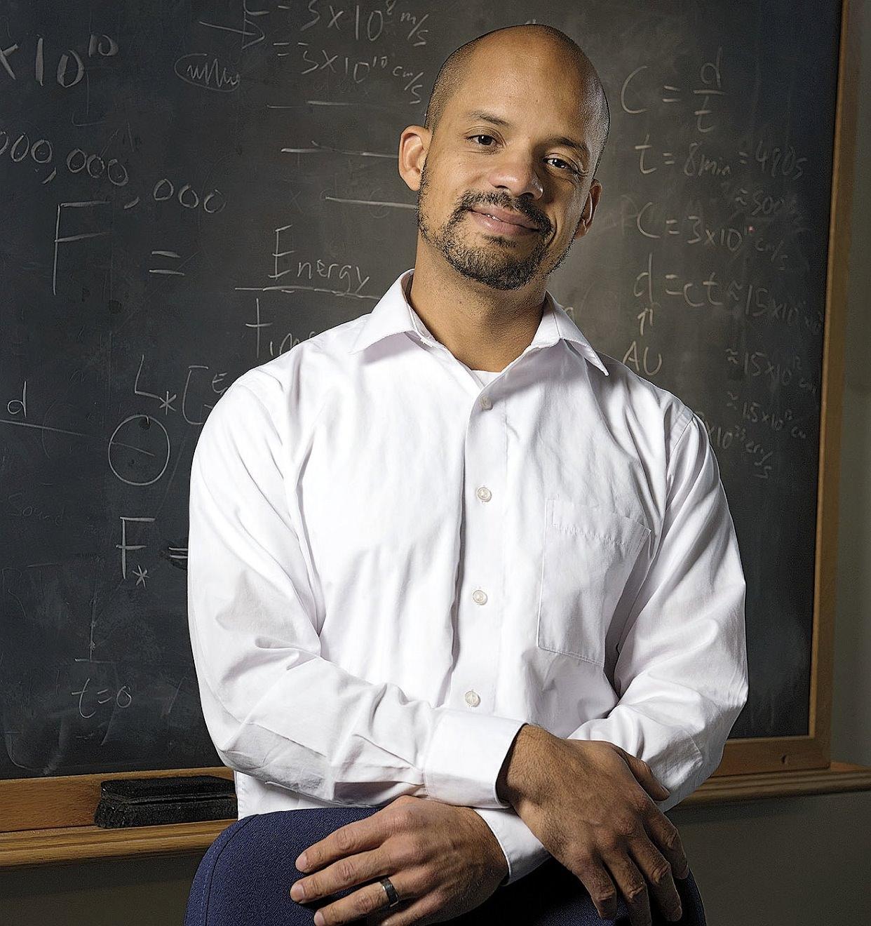 Profile of exoplanet professor John Johnson