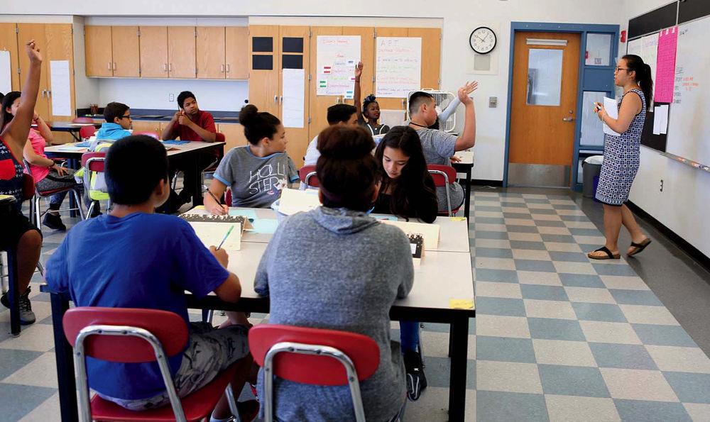 Class picture: inside the pilot year of the Harvard Teacher Fellows