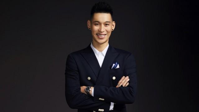 Photograph portrait of Jeremy Lin