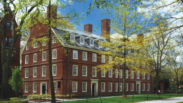 Massachusetts Hall