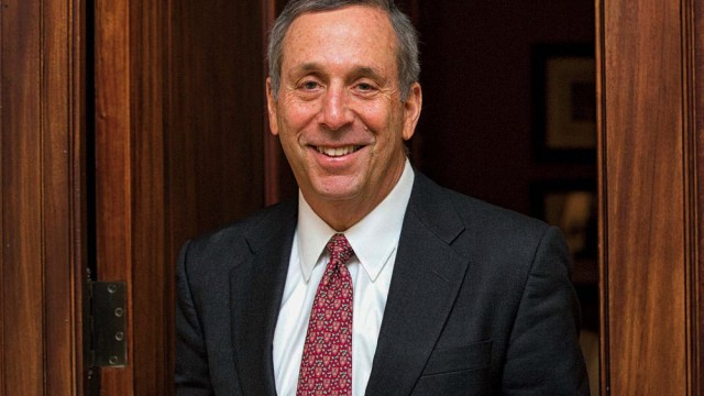 Photograph of Lawrence S. Bacow