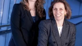 Abigail Donovan and Laura Prager