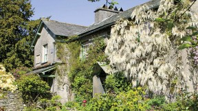 Beatrix Potter's home, gardens, and tales of small creatures, at the Arnold Arboretum