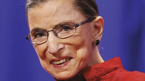 The Honorable Ruth Bader Ginsburg