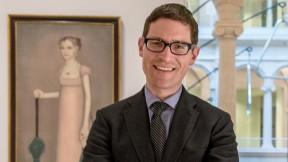 Portrait of Ethan Lasser