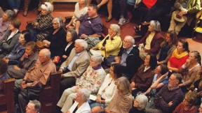 In addition to peer-led classes, the Harvard Institute for Learning in Retirement offers lectures, concerts, brown-bag lunches, and other events.
