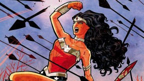 "Cover of ""Wonder Woman"" by Cliff Chiang"