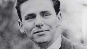 Photographic portrait of James Agee