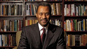 """I don't want Morehouse to just survive,"" says its new president, John S. Wilson Jr., ""I want it to thrive."""