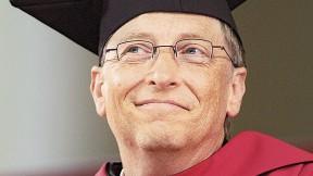 Bill Gates, LL.D. '07