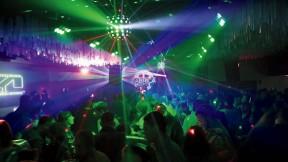 La Fábrica's nightclub in Central Square, Cambridge