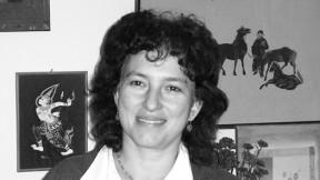 Jerusalem city councilor Laura Wharton