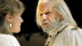 Jonathan Epstein as King Lear in a 2003 Shakespeare & Company production