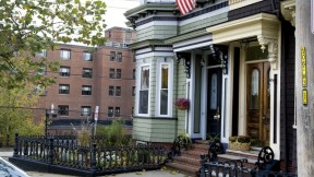 Views of Boston: Diverse housing…