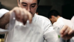 Celebrated chef Ferran Adrià mingles cooking and science at elBulli, his restaurant near Barcelona.