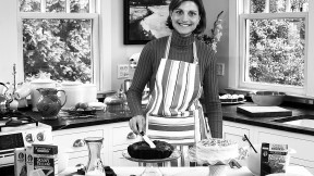 Nora Schultz set out to create quick <em>and</em> wholesome desserts.