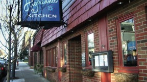 Highland Kitchen blends into the neighborhood, but stands out for its cooking.