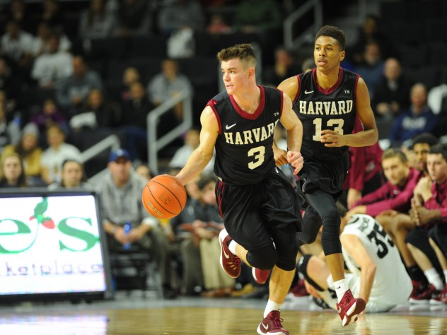 Freshman point guard Tommy McCarthy '19 and his classmates will figure prominently in the Crimson's quest for a sixth straight conference title.
