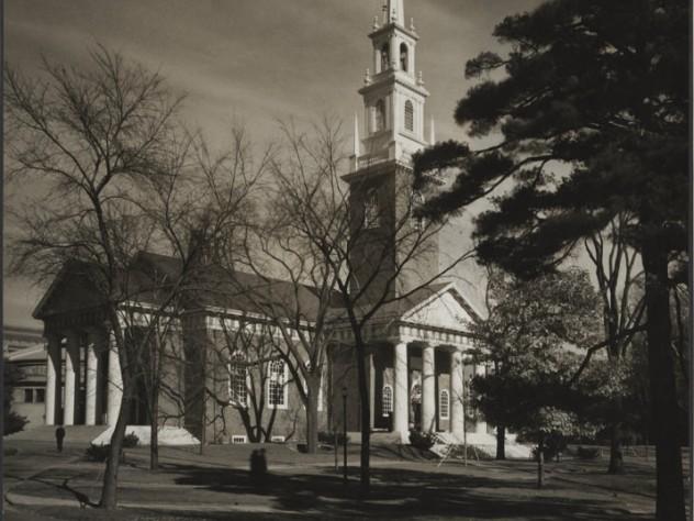 Memorial Church exterior