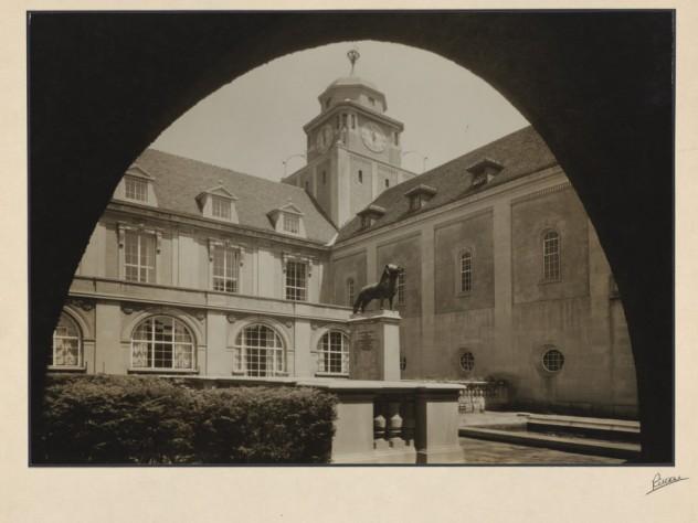 Adolphus Busch Hall exterior