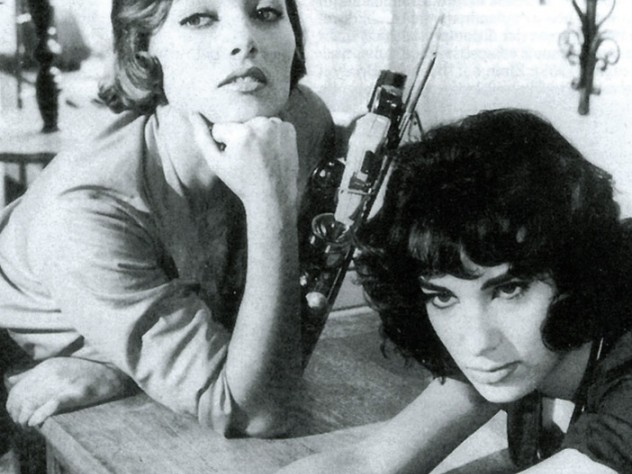 From <i>Les Bonnes Femmes,</i> part of the Harvard Film Archive's festival <i>The Murderous Art of Claude Chabrol</i>