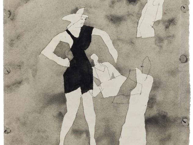 <i>Untitled</i> (Four Figures), 1935