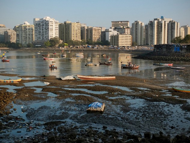 In Machhimar Nagar, an ages-old way of life survives alongside Mumbai's modern skyscrapers.