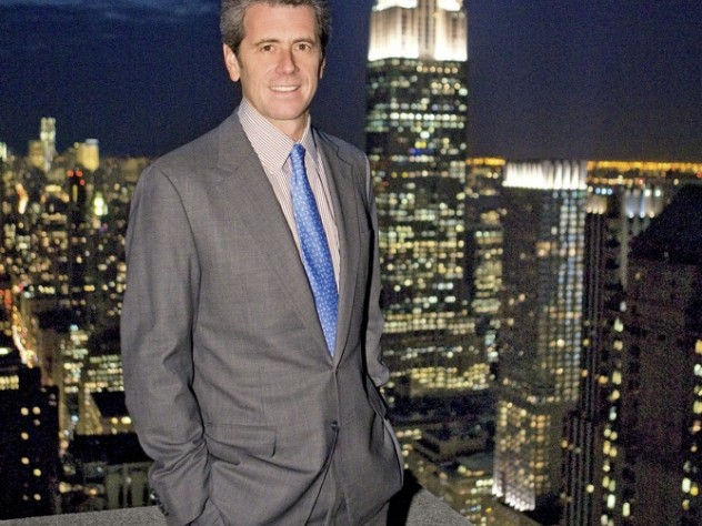 """Anthony Malkin '84 has transformed the Empire State Building into a model of """"green"""" engineering."""