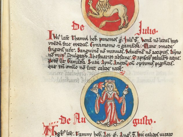 July (Leo) and August (Virgo)…
