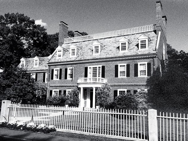 In 1948, it was on to Jewett House on Francis Avenue (now part of the Divinity School)