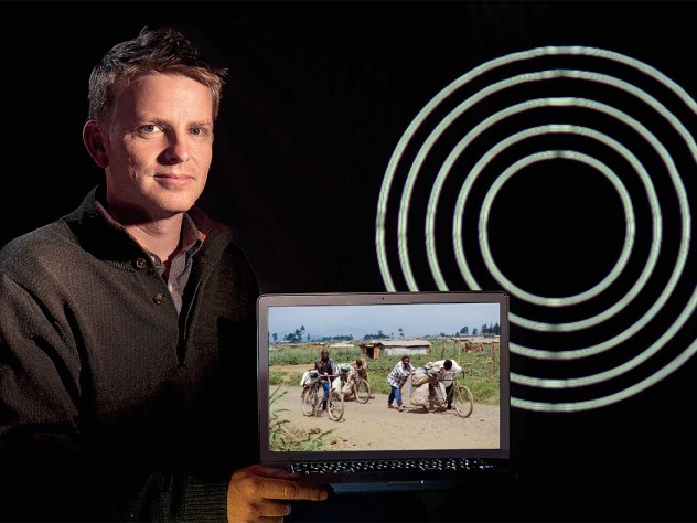 In Africa, Nathan Eagle learned a valuable lesson when he used cell-phone data showing people's movement patterns to predict outbreaks of infectious disease.