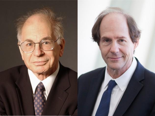 Daniel Kahneman and Cass Sunstein