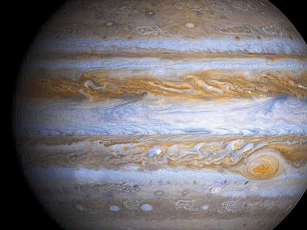 Jupiter is well-placed for viewing at the Center for Astrophysics early this year.