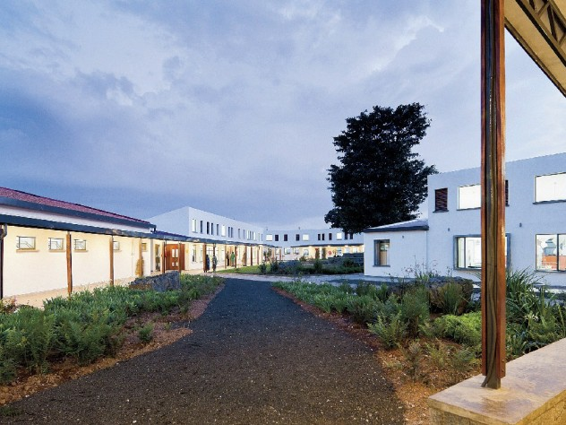 Rwanda's Butaro Hospital, MASS Design's first project for Partners in Health