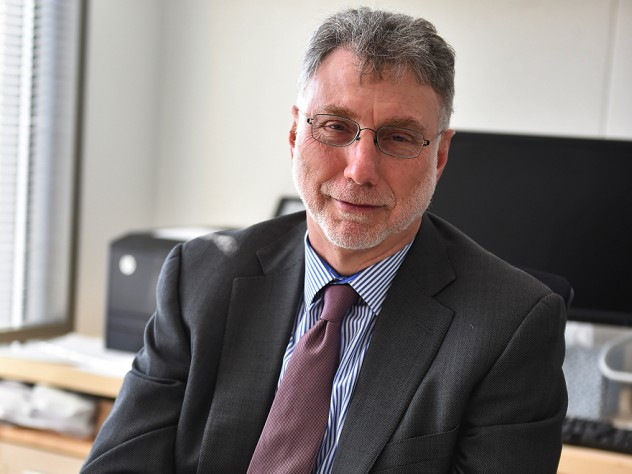 Photograph of Marty Baron